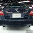 Nissan Teana BKK 2014-11