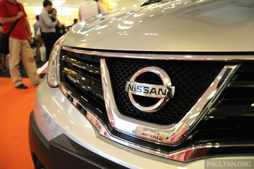 Nissan X-Gear facelift launched – 1.6 auto, RM89,800 Image #237511