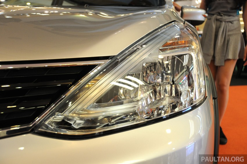 Nissan X-Gear facelift launched – 1.6 auto, RM89,800 Image #237513
