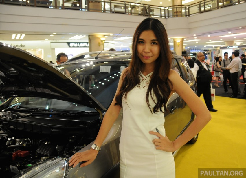 Nissan X-Gear facelift launched – 1.6 auto, RM89,800 Image #237532