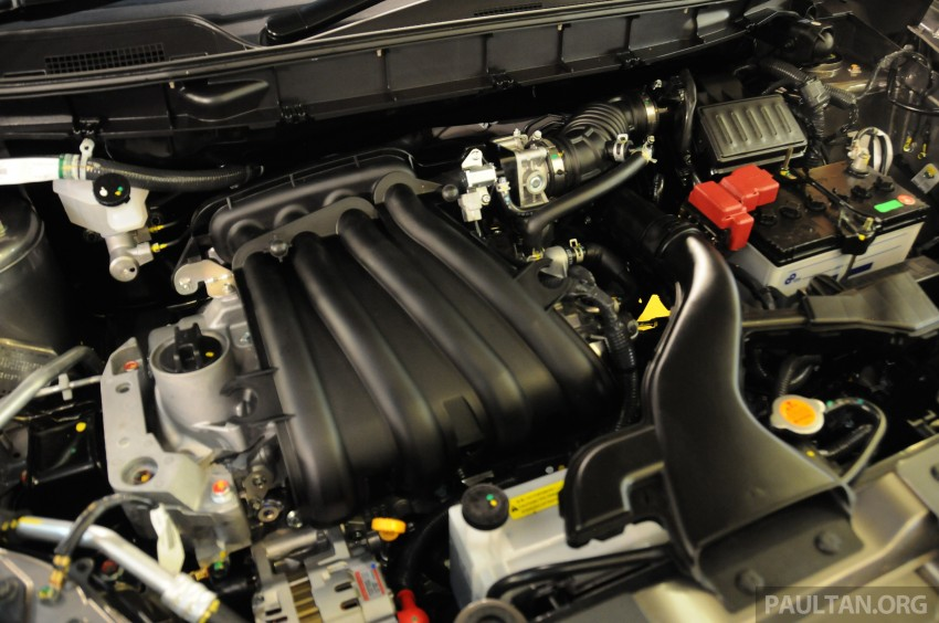 Nissan X-Gear facelift launched – 1.6 auto, RM89,800 Image #237533