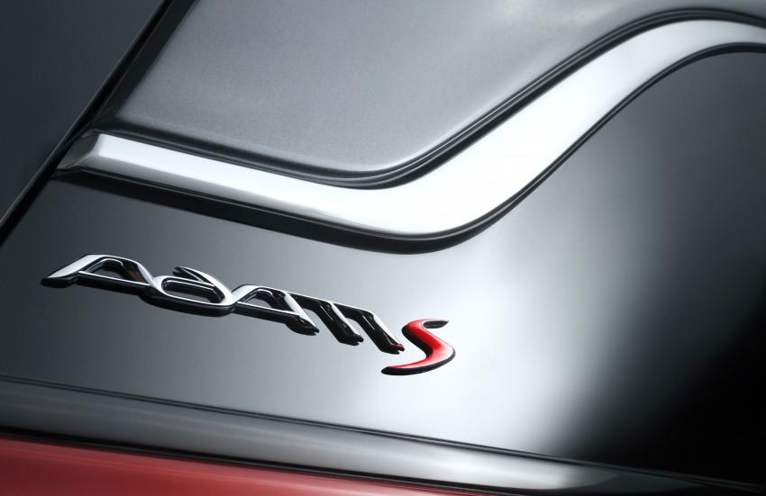 Opel Adam S – warm hatch breaks out in Geneva Image #234770