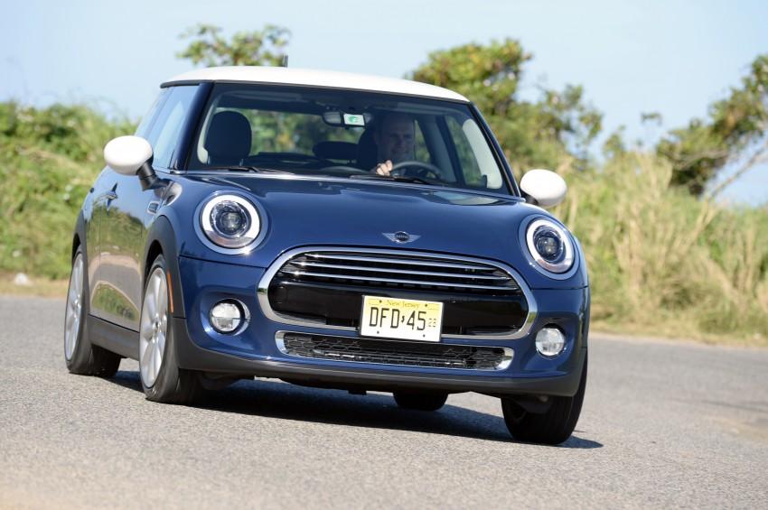 DRIVEN: F56 MINI Cooper, Cooper S in Puerto Rico Image #231926