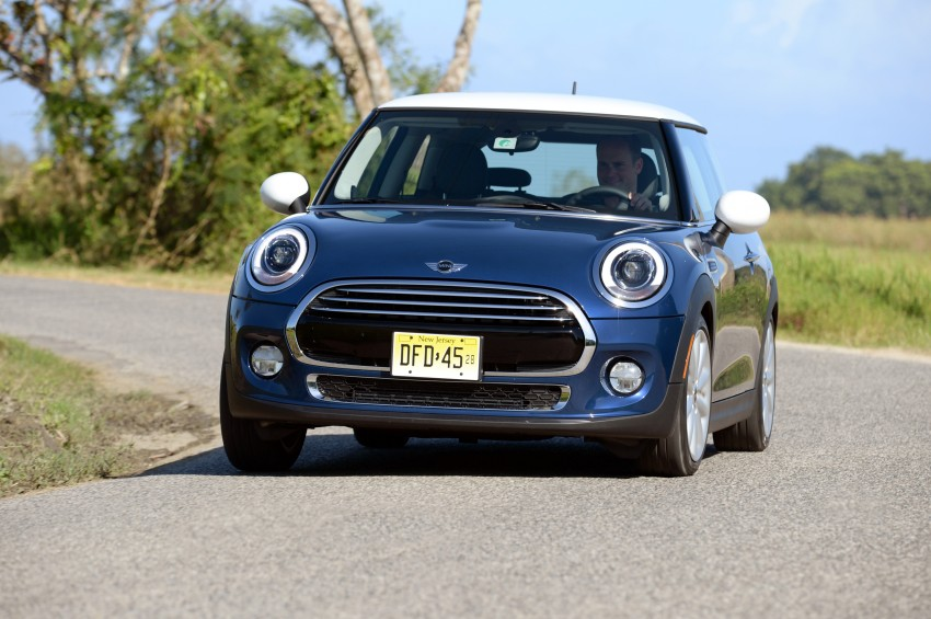 DRIVEN: F56 MINI Cooper, Cooper S in Puerto Rico Image #231921