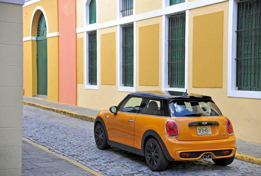 DRIVEN: F56 MINI Cooper, Cooper S in Puerto Rico Image #231704