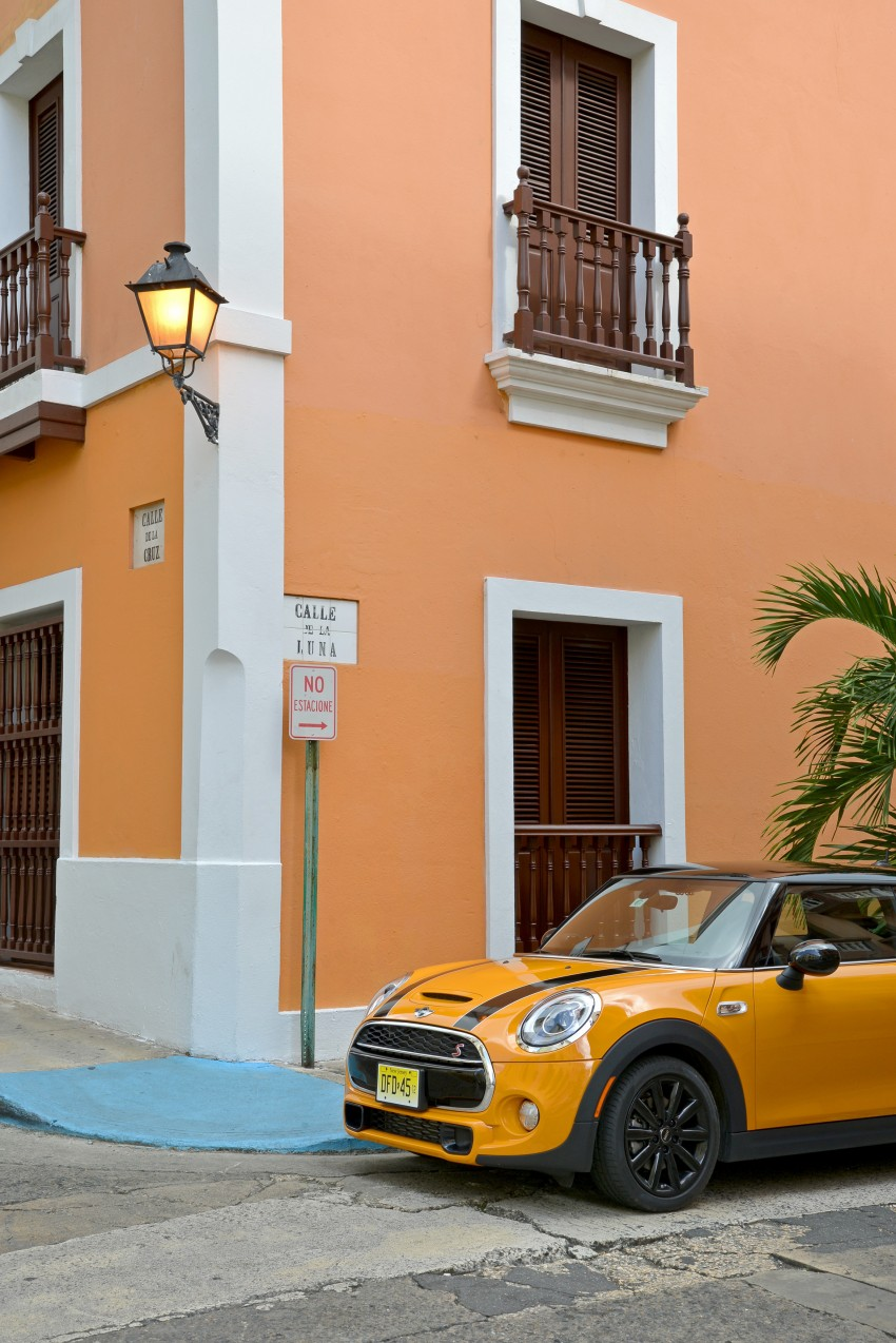 DRIVEN: F56 MINI Cooper, Cooper S in Puerto Rico Image #231706