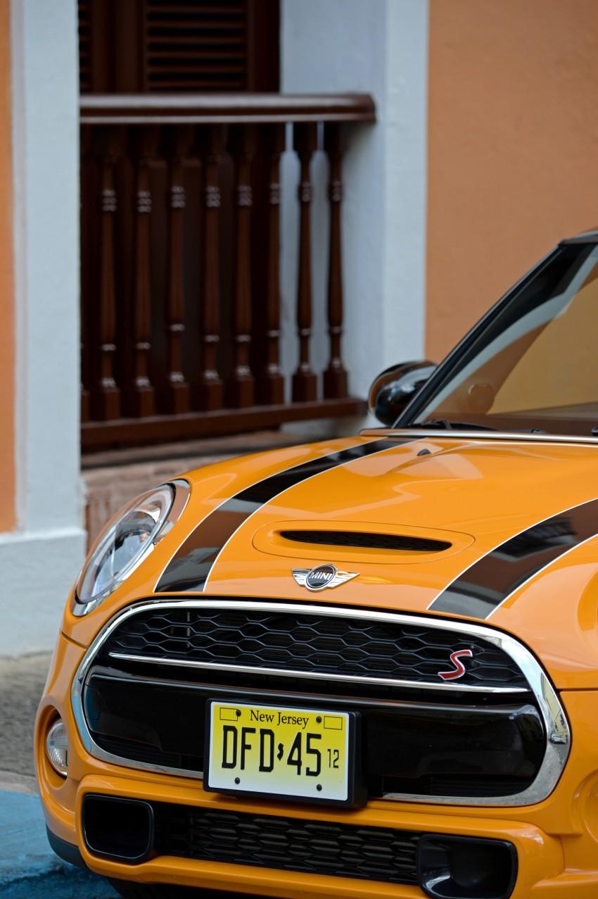 DRIVEN: F56 MINI Cooper, Cooper S in Puerto Rico Image #231700
