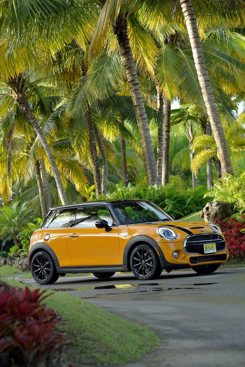 Mini Cooper F56 >> DRIVEN: F56 MINI Cooper, Cooper S in Puerto Rico Paul Tan - Image 231662