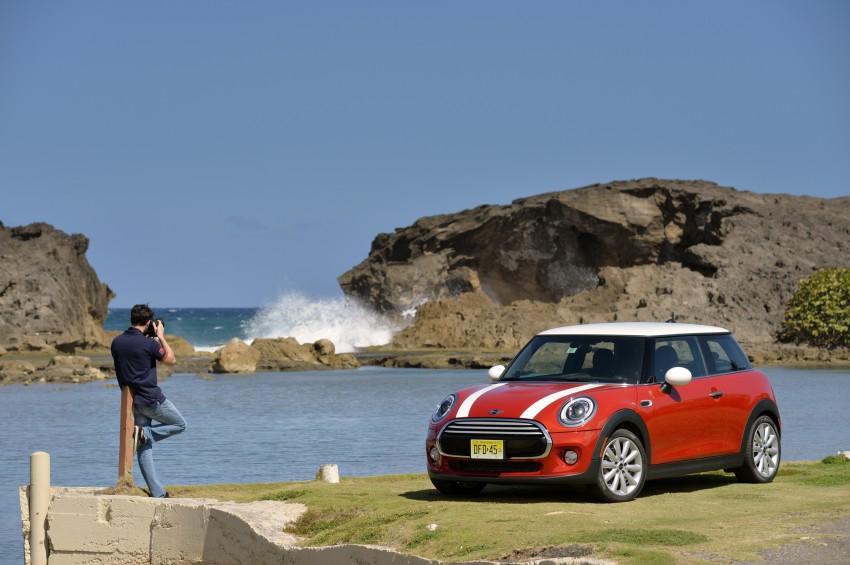 DRIVEN: F56 MINI Cooper, Cooper S in Puerto Rico Image #231823