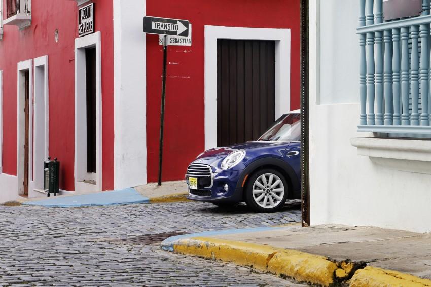 DRIVEN: F56 MINI Cooper, Cooper S in Puerto Rico Image #231745
