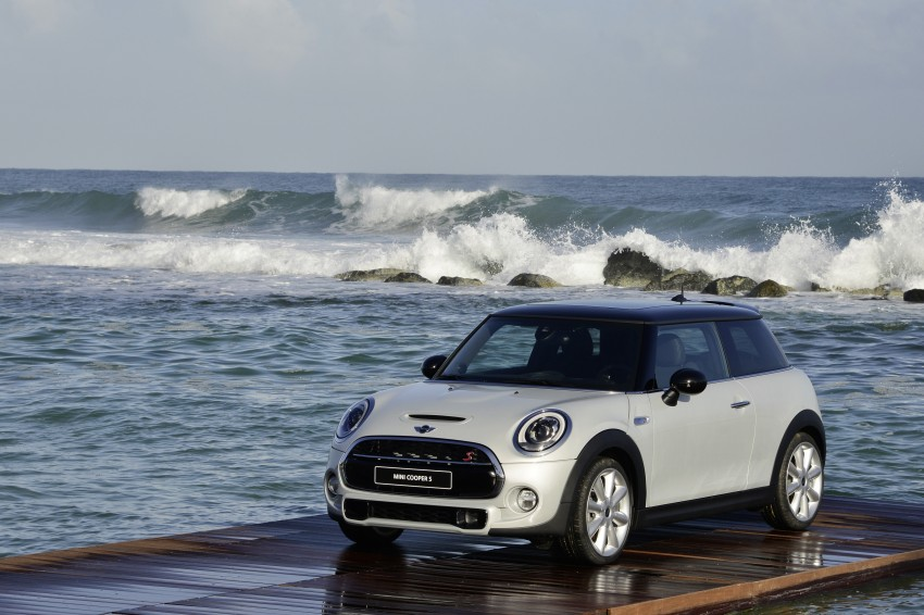 DRIVEN: F56 MINI Cooper, Cooper S in Puerto Rico Image #231549