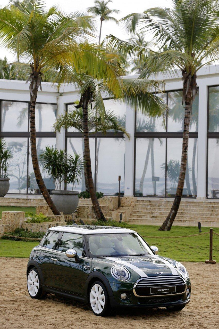 DRIVEN: F56 MINI Cooper, Cooper S in Puerto Rico Image #231711
