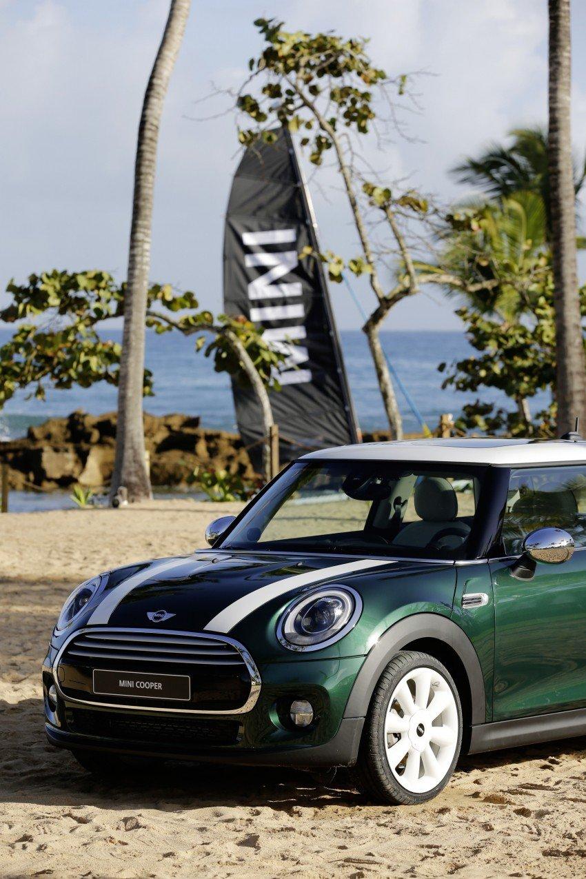 DRIVEN: F56 MINI Cooper, Cooper S in Puerto Rico Image #231740