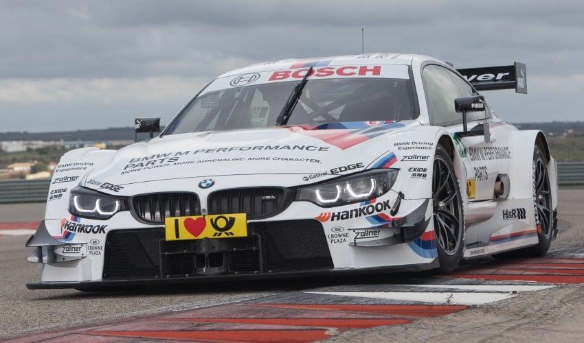 BMW M4 DTM – 2014 challenger makes its debut Image #234494