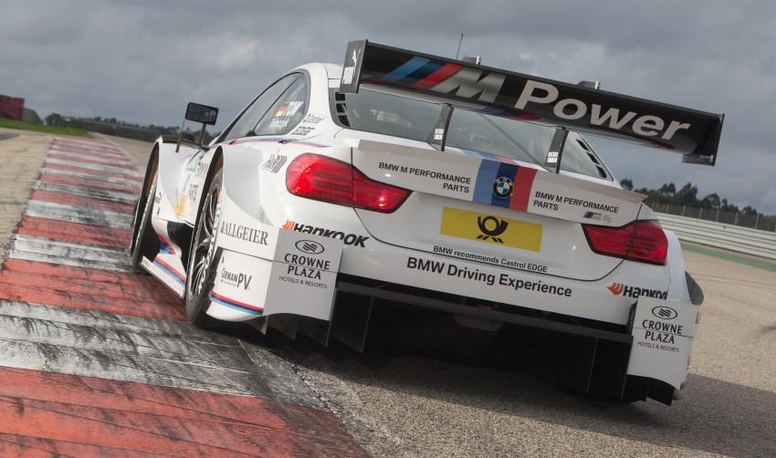 BMW M4 DTM – 2014 challenger makes its debut Image #234496