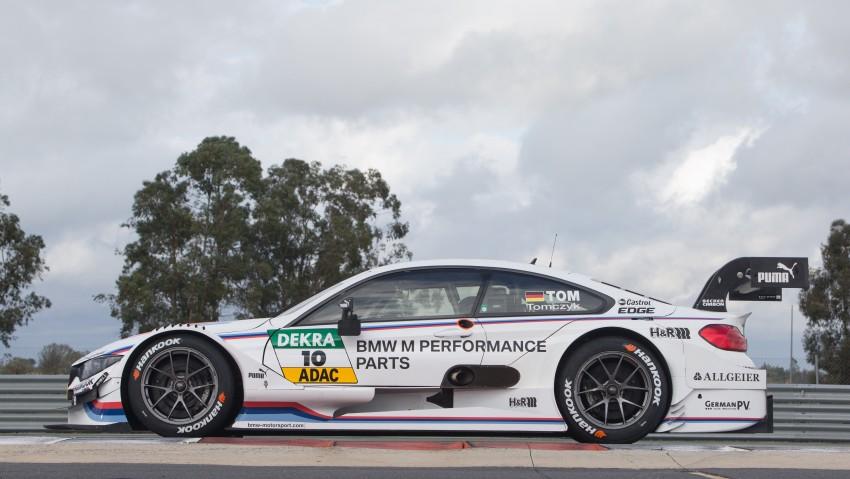 BMW M4 DTM – 2014 challenger makes its debut Image #234498