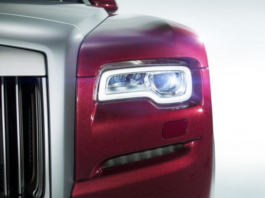 Rolls-Royce Ghost Series II – updated inside and out Image #232817