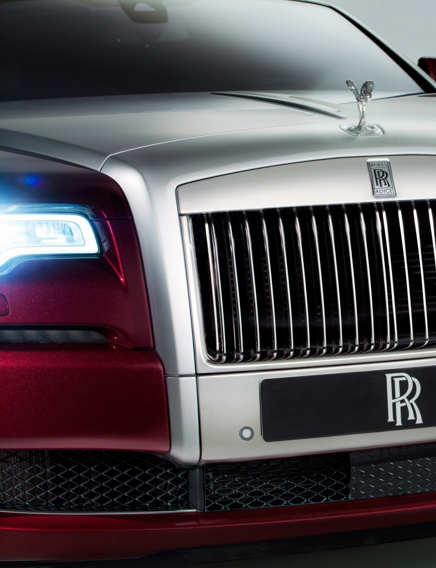 Rolls-Royce Ghost Series II – updated inside and out Image #232823