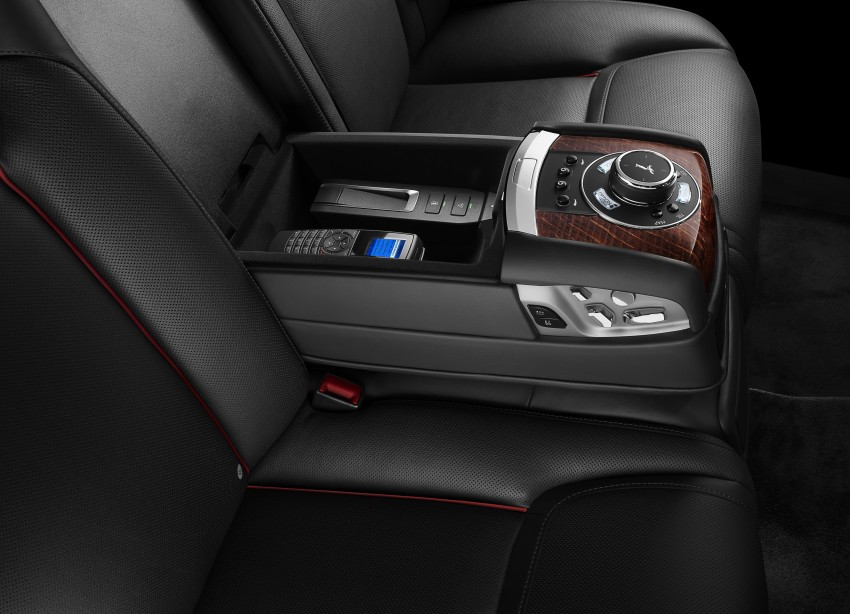 Rolls-Royce Ghost Series II – updated inside and out Image #232809