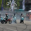 Petronas Motorsports Demo Run 10