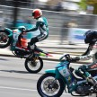 Petronas Motorsports Demo Run 12