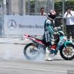 Petronas Motorsports Demo Run 13
