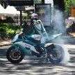 Petronas Motorsports Demo Run 16