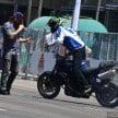 Petronas Motorsports Demo Run 17
