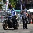 Petronas Motorsports Demo Run 18