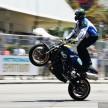 Petronas Motorsports Demo Run 21