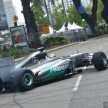 Petronas Motorsports Demo Run 37