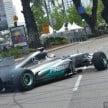 Petronas Motorsports Demo Run 37