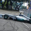 Petronas Motorsports Demo Run 38