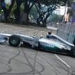 Petronas Motorsports Demo Run 38