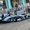 Petronas Motorsports Demo Run 40