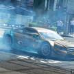 Petronas Motorsports Demo Run 46