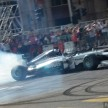 Petronas Motorsports Demo Run 52