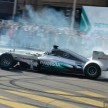 Petronas Motorsports Demo Run 53