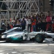 Petronas Motorsports Demo Run 55