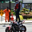 Petronas Motorsports Demo Run 6