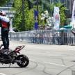 Petronas Motorsports Demo Run 9