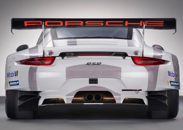 Porsche 911 RSR 2014-05