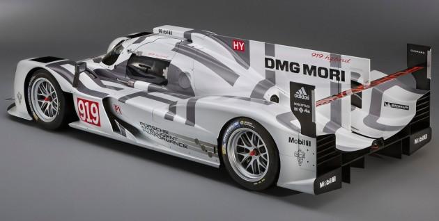 Porsche 919 Hybrid LMP1-04
