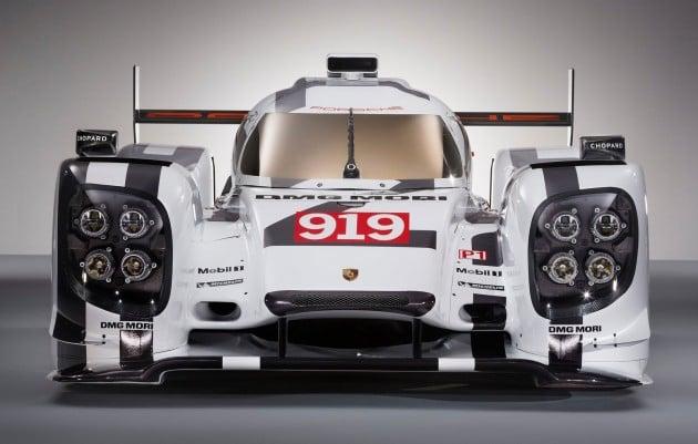 Porsche 919 Hybrid LMP1-05