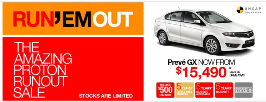 Proton's Australian sales up by 63% in Feb – 106 units Image #234407