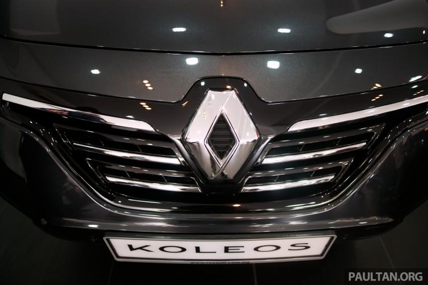 Renault Koleos – second facelift introduced, RM186k Image #234135