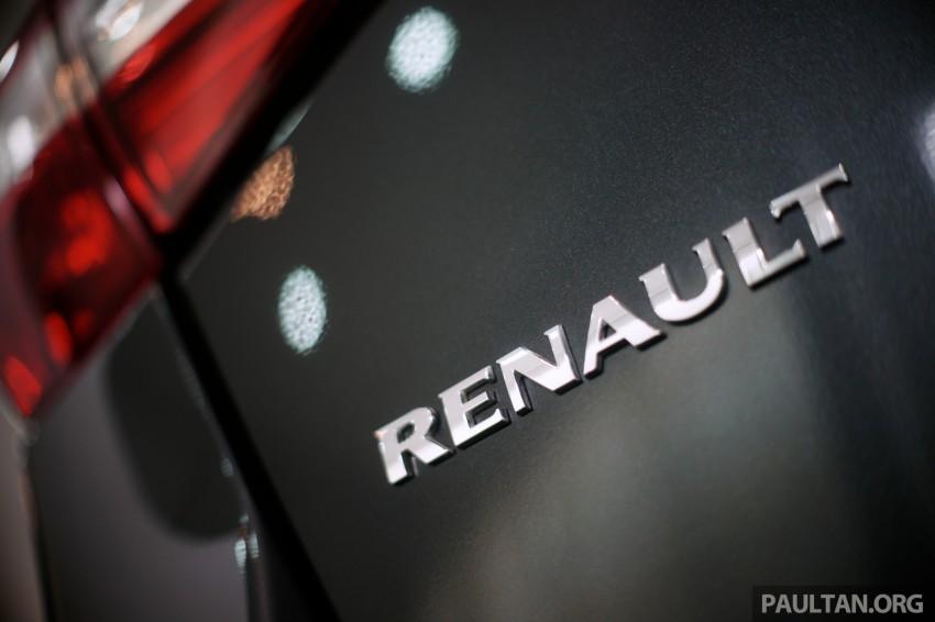 Renault Koleos – second facelift introduced, RM186k Image #234142
