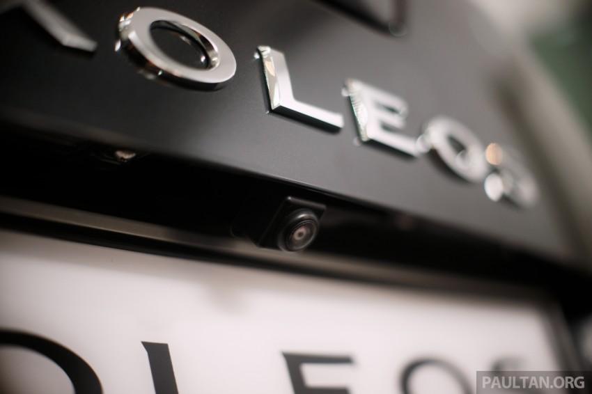 Renault Koleos – second facelift introduced, RM186k Image #234143
