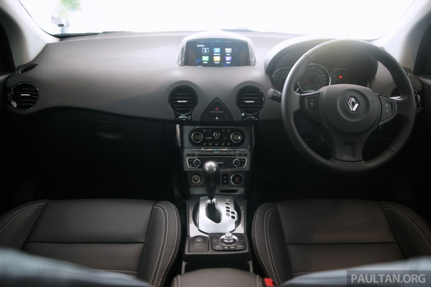 Renault Koleos – second facelift introduced, RM186k Image #234166