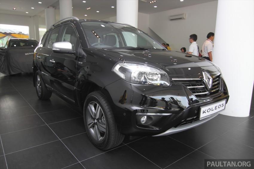 Renault Koleos – second facelift introduced, RM186k Image #234084